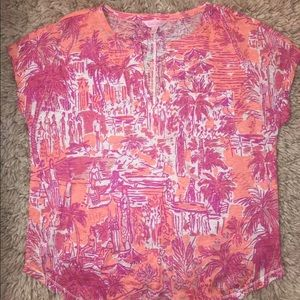Lilly Pulitzer Shirt - Size Small - NWOT